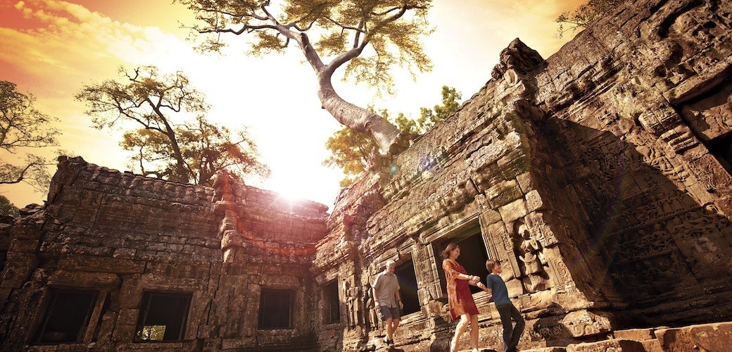 Adventures By Disney Cambodia