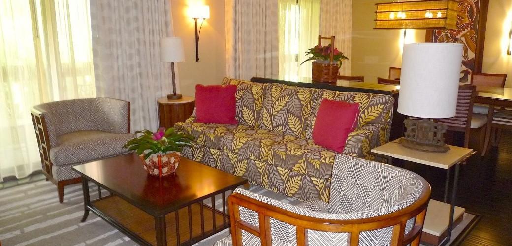 Disney's Polynesian Resort Ambassador Suite