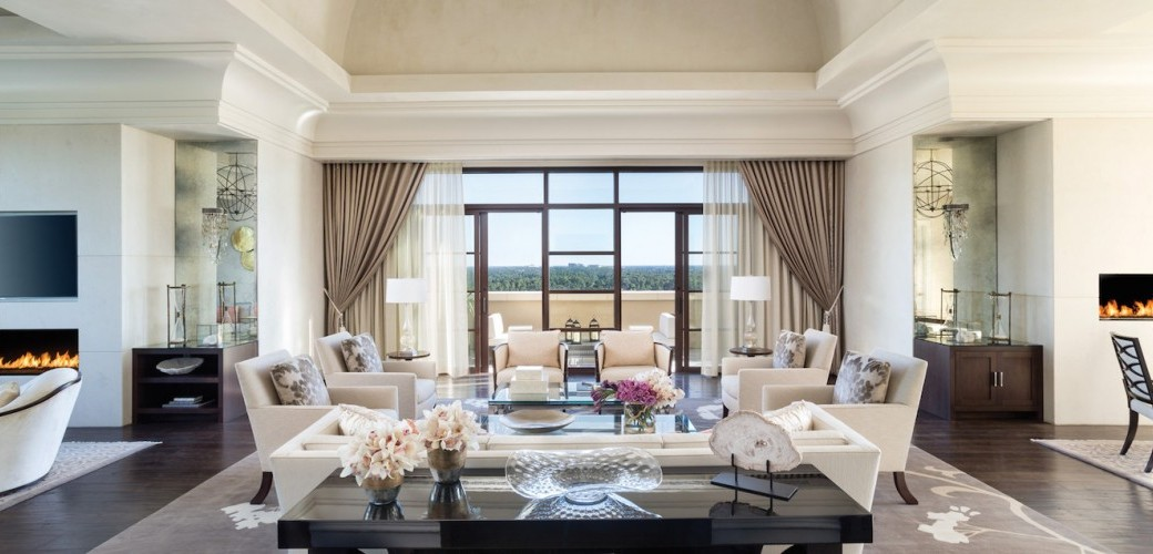 Four Seasons Resort Orlando Presidential Suite
