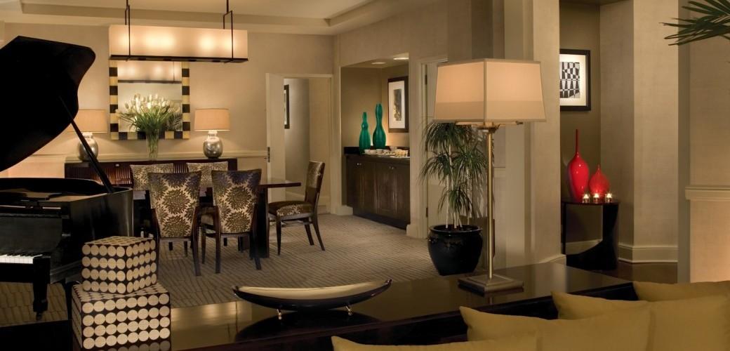 Walt Disney Word Swan Hotel Presidential Suite