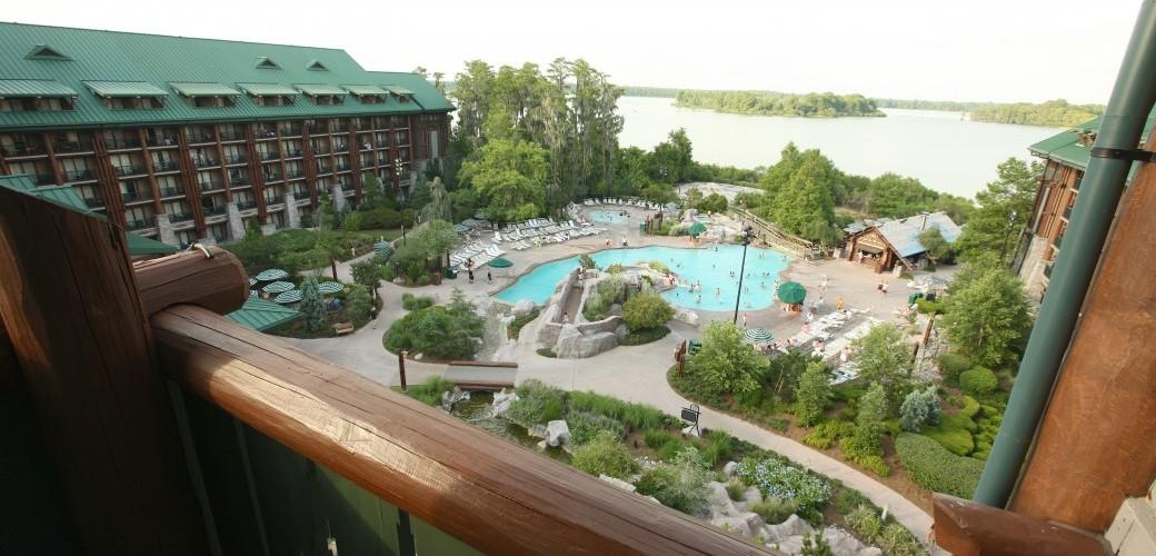 View Wilderness Lodge
