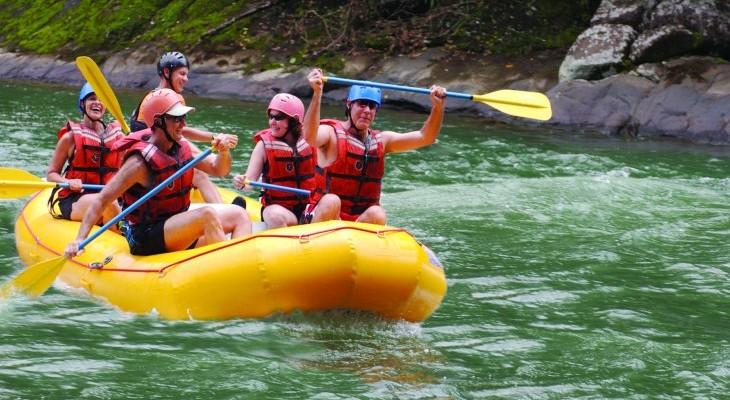 White water rafting Arizona & Utah tour