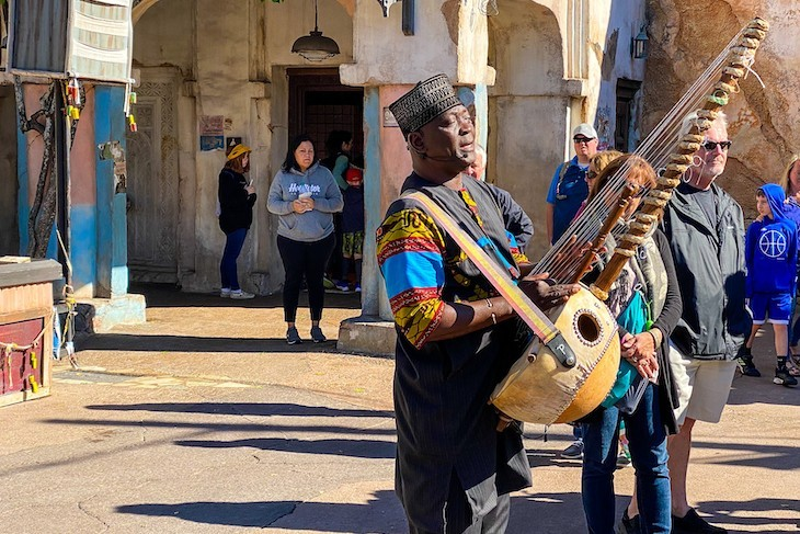 Authentic African entertainment is a must-see
