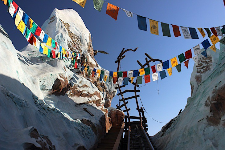 The wild ride to the top - Expedition Everest