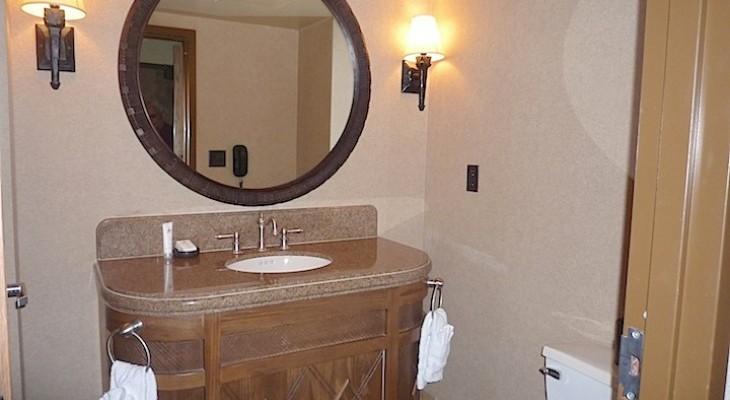 Two-bedroom Suite Half Bath