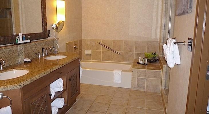 Two-bedroom Suite Master Bath
