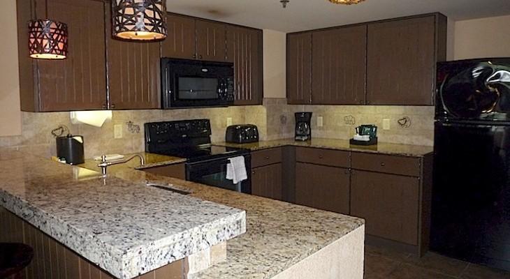 Jambo House Grand Villa Kitchen