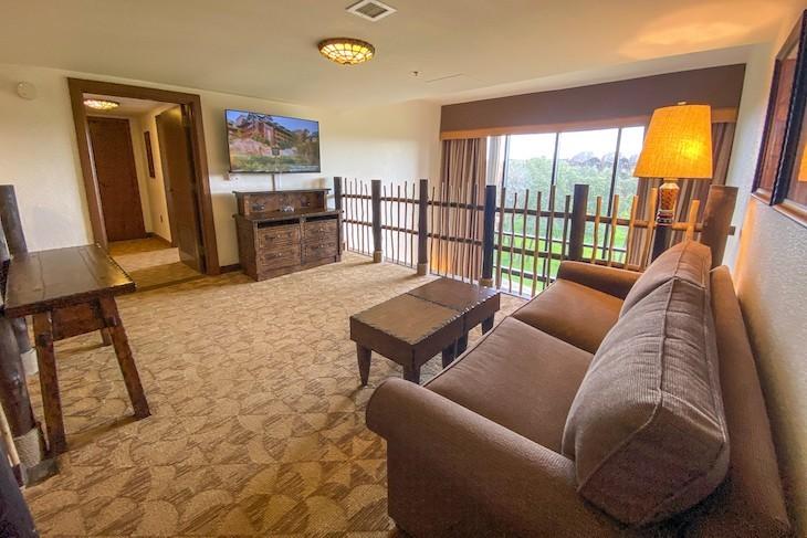3-bedroom Grand Villa 2nd-story loft