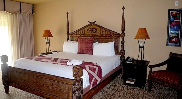 Jambo House Grand Villa Master Bedroom