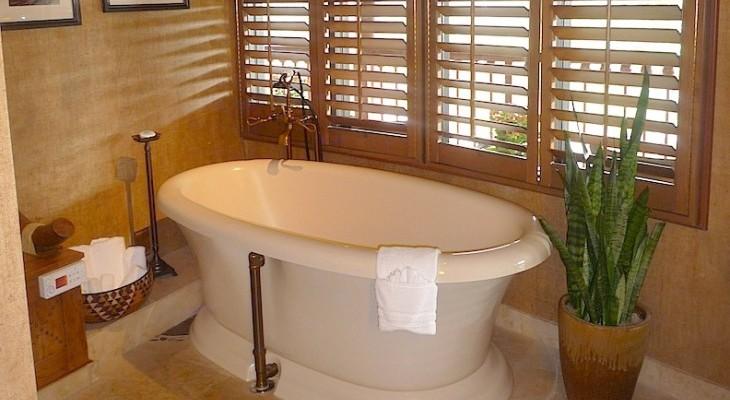 Royal Assante Presidential Suite bath