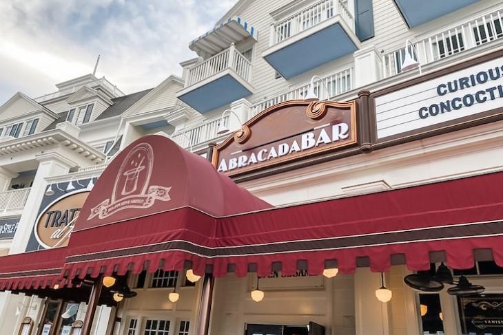 AbracadaBar, Disney's Boardwalk