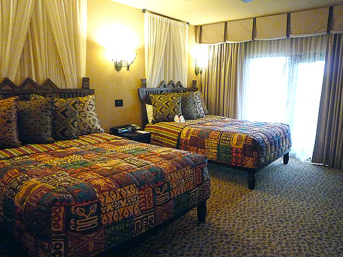 Grand Villa Guest Bedroom
