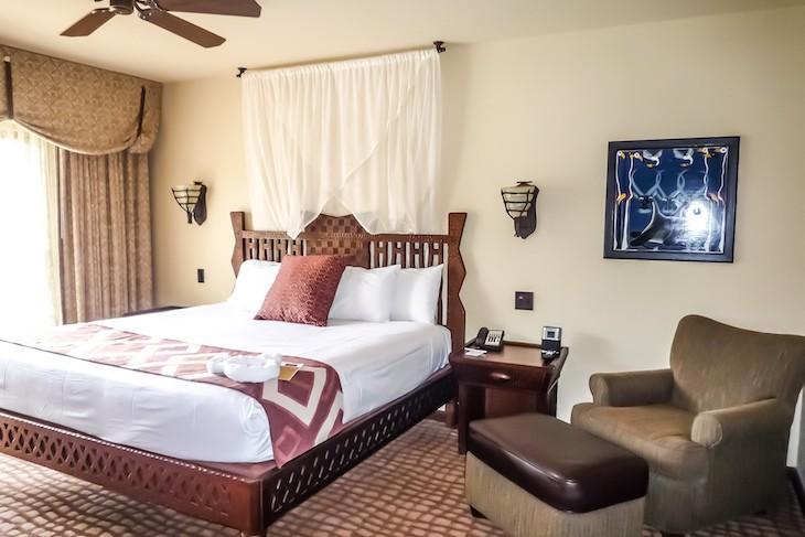 Two-bedroom Suite Master Bedroom