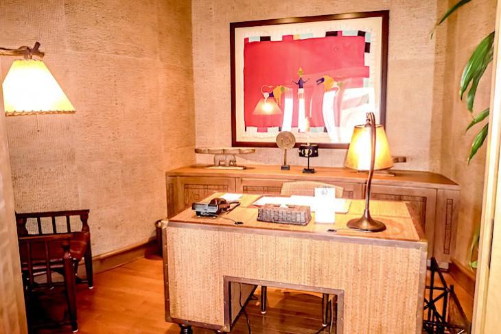 Royal Assante Presidential Suite office