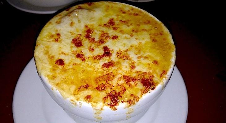 'Ama 'Ama Maui Onion Soup