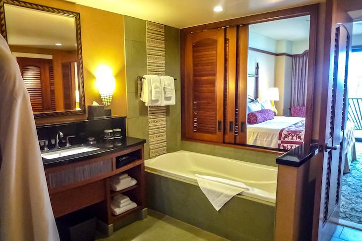 Parlor Suite Bath
