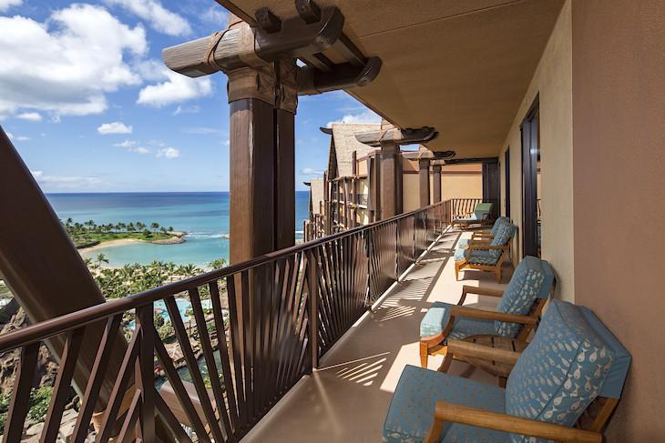 Lei Hulu V.P. Suite Balcony