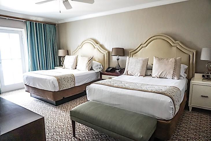 Two-bedroom Suite guest room