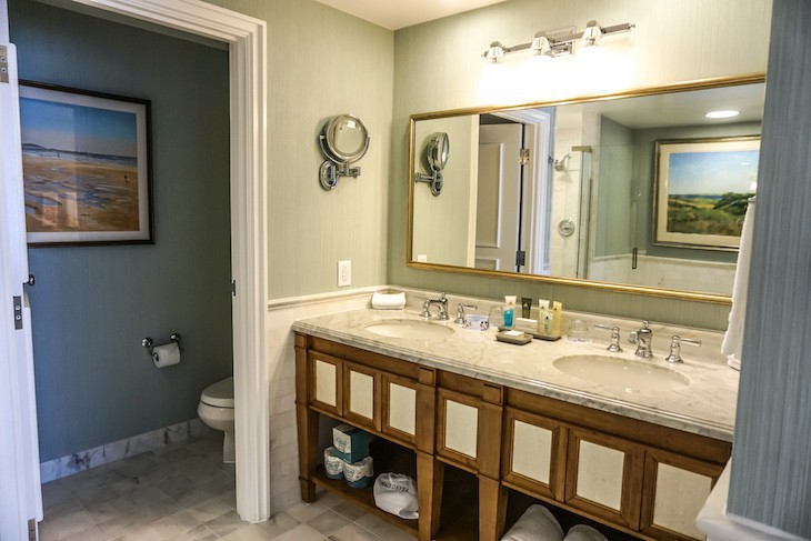 Nantucket VP Suite Master Bath