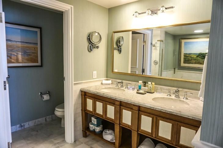 Nantucket VP Suite Master Bath
