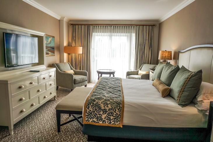 Nantucket VP Suite Master Bedroom
