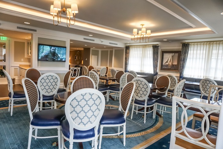 Stone Harbor Club concierge lounge