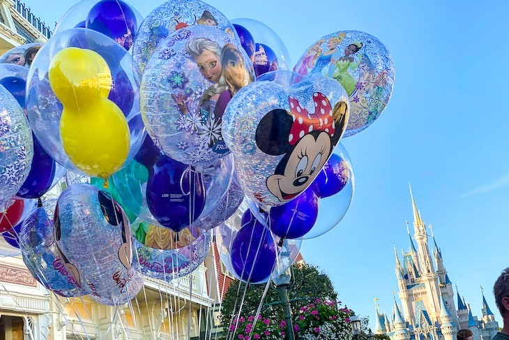 Main Street balloons are a must!