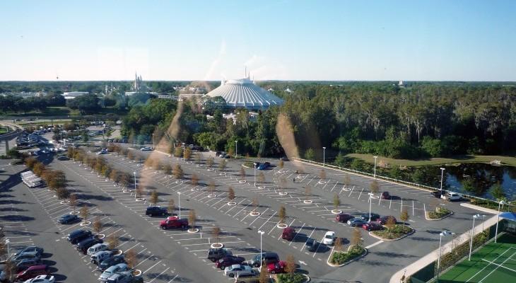 Theme Park View