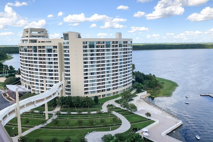 Disney's Bay Lake Tower at the Contemporary Resort