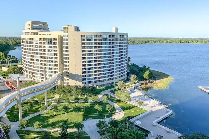 Disney's Bay Lake Tower at the Contemporary Resort