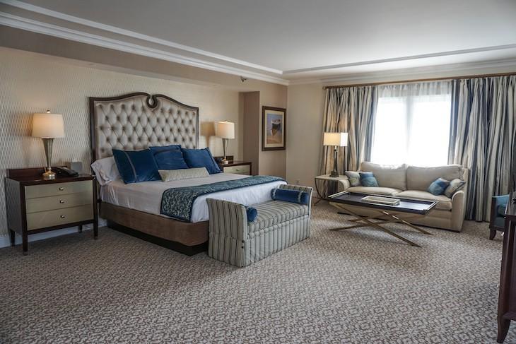 Presidential Newport Suite Master Bedroom
