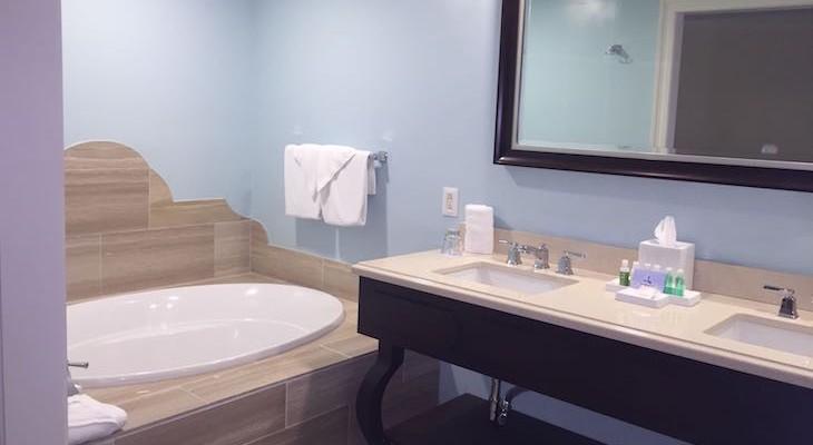 Suburbs Mama Nursery In Master Bedroom: Disney's Boardwalk Inn