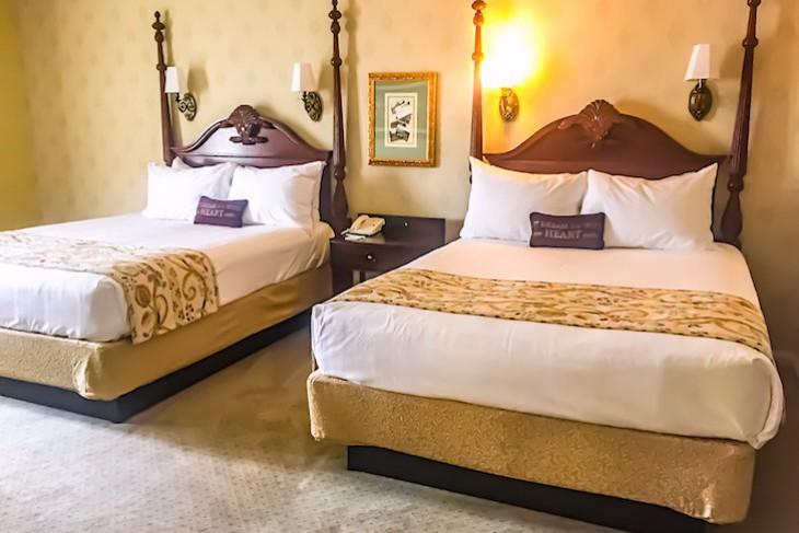 Sonora Suite guest bedroom