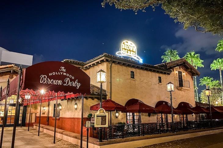 Everyone's favorite Hollywood Studios signature restaurant