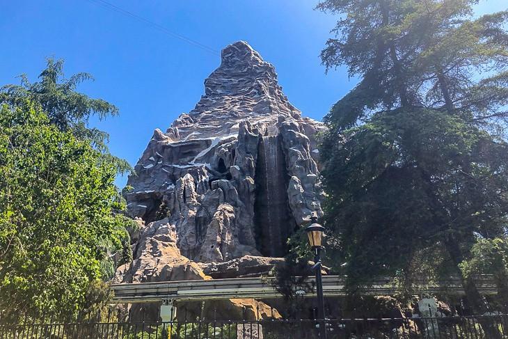 Matterhorn Bobsleds