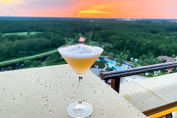 Capa Bar sunset