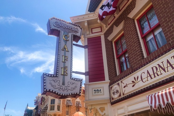 Everyone loves the nostalgia of Main Street's Carnation Cafe
