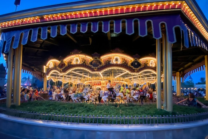 Prince Charming Regal Carousel