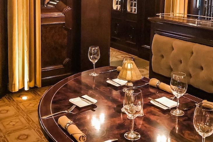 Carthay Circle signature dining