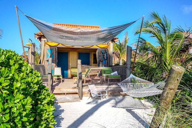 Castaway Cay's Family Beach Shack