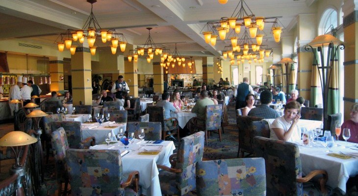 Citricos at the Disney's Grand Floridian Resort & Spa
