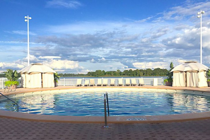Bay Lake Pool