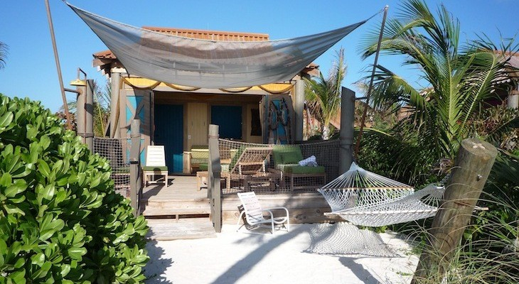 Castaway Cay's Family Beach Shack