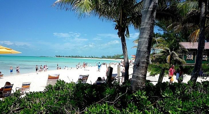 Castaway Cay's Adult Beach