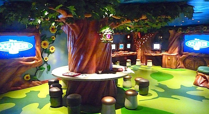Oceaneer Club's Pixie Hollow