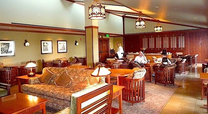 Craftsman's Club Concierge Lounge
