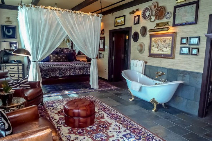 Adventureland Suite Master Bedroom