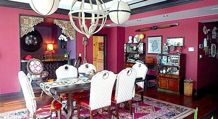 Adventureland Suite Dining