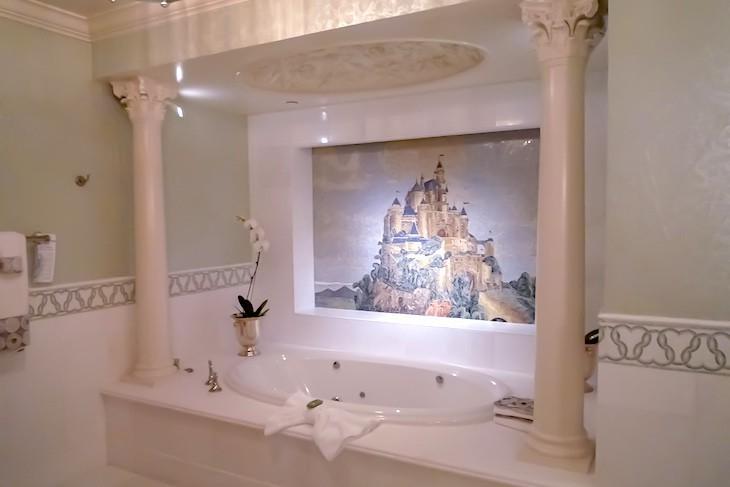 Fairy Tale Suite's Bath