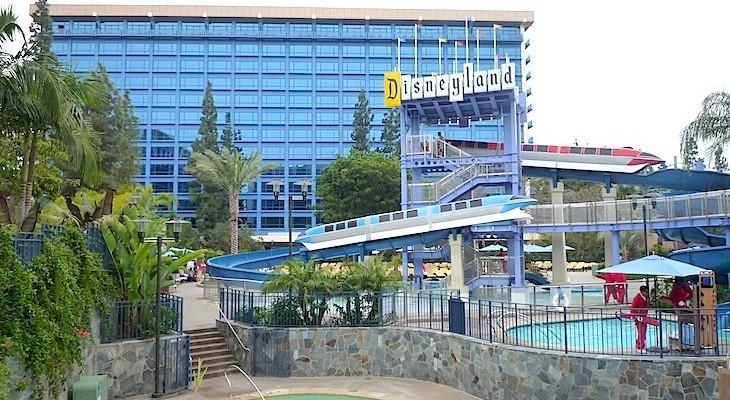 Monorail Pool